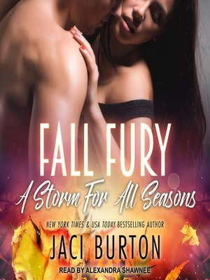 cover image of Fall Fury