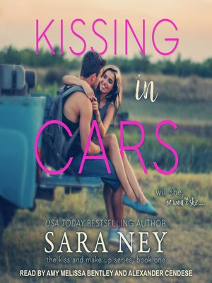 cover image of Kissing in Cars