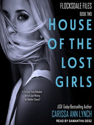 cover image of House of the Lost Girls