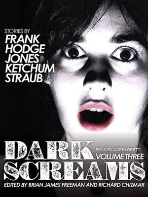 cover image of Dark Screams--Volume Three