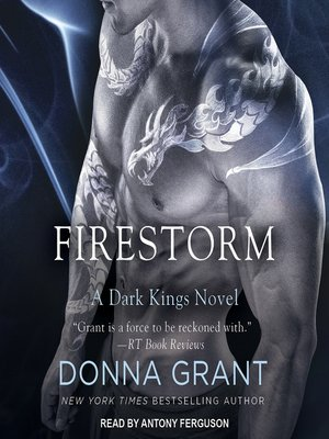 cover image of Firestorm