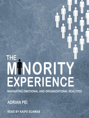 cover image of The Minority Experience