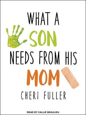 cover image of What a Son Needs from His Mom