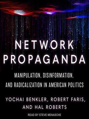 cover image of Network Propaganda