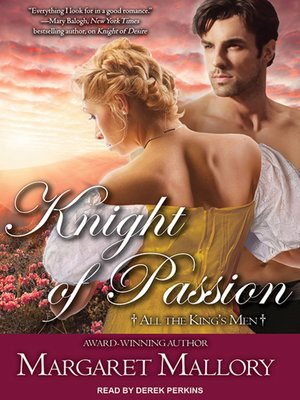 cover image of Knight of Passion