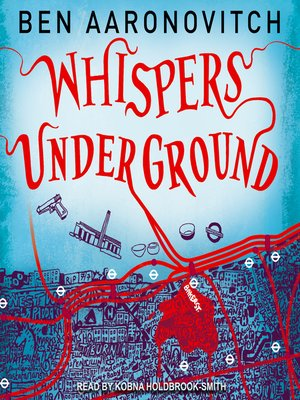 cover image of Whispers Under Ground