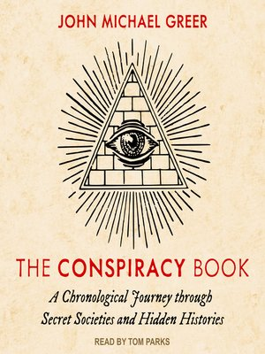 cover image of The Conspiracy Book