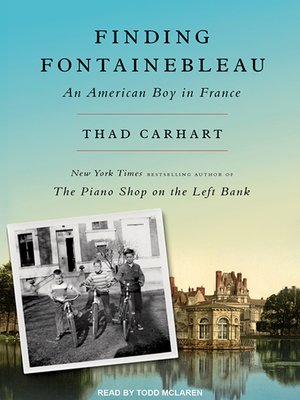 cover image of Finding Fontainebleau