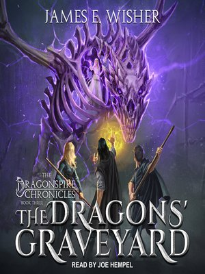 cover image of The Dragon's Graveyard