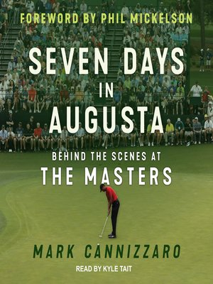 cover image of Seven Days in Augusta