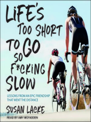 cover image of Life's Too Short to Go So F*cking Slow