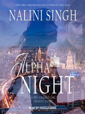 cover image of Alpha Night