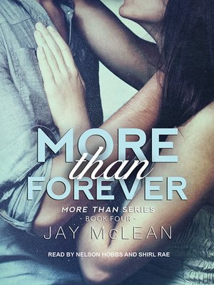 cover image of More Than Forever
