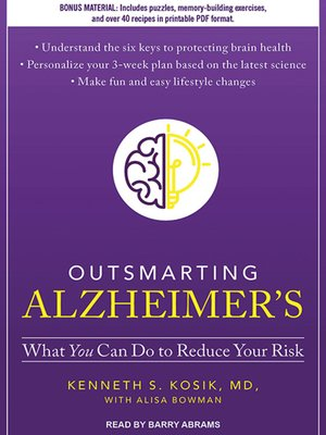 cover image of Outsmarting Alzheimer's