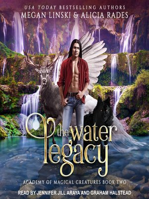 cover image of The Water Legacy