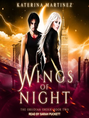 cover image of Wings of Night