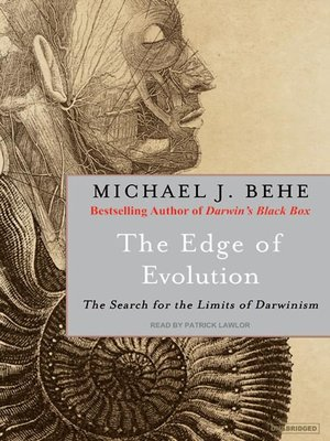 cover image of The Edge of Evolution