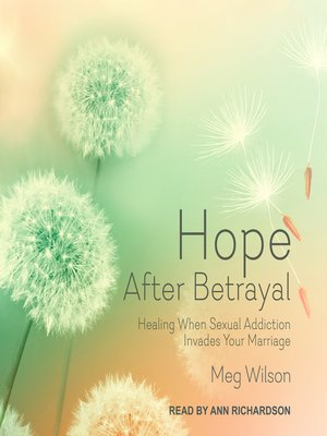 cover image of Hope After Betrayal