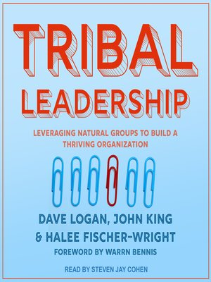 cover image of Tribal Leadership