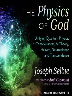 cover image of The Physics of God