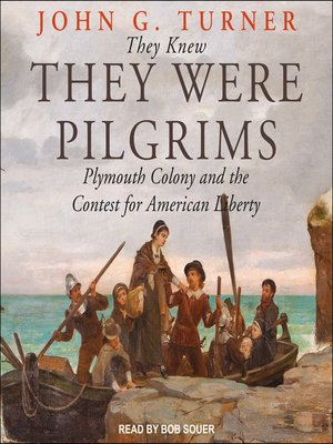 cover image of They Knew They Were Pilgrims