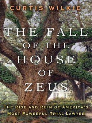 cover image of The Fall of the House of Zeus