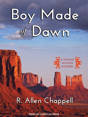 cover image of Boy Made of Dawn