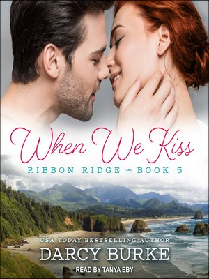 cover image of When We Kiss