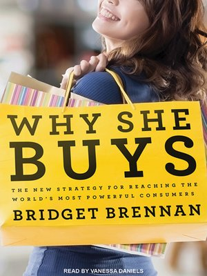 cover image of Why She Buys