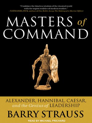 cover image of Masters of Command