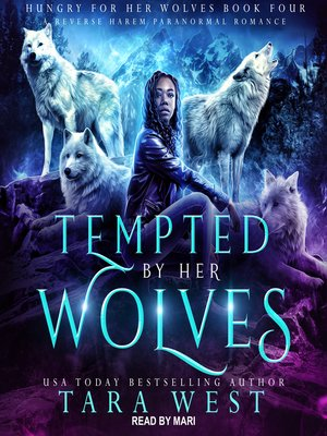 cover image of Tempted by Her Wolves
