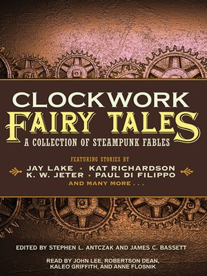 cover image of Clockwork Fairy Tales