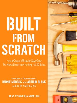 cover image of Built from Scratch