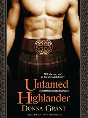 cover image of Untamed Highlander