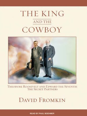cover image of The King and the Cowboy