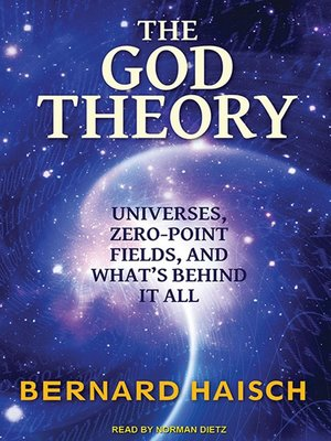 cover image of The God Theory