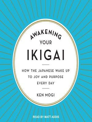 cover image of Awakening Your Ikigai