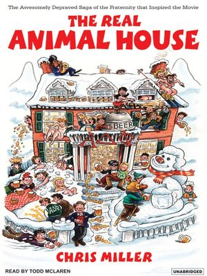 cover image of The Real Animal House