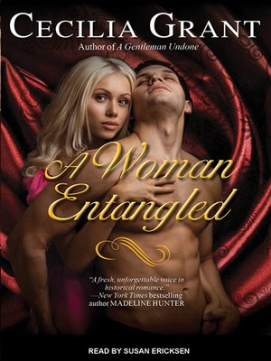 cover image of A Woman Entangled