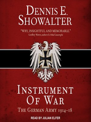 cover image of Instrument of War