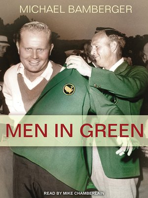 cover image of Men in Green