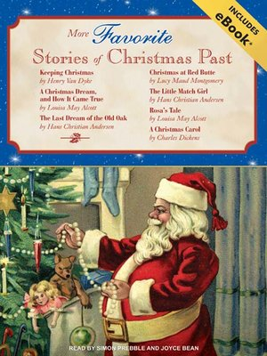 cover image of More Favorite Stories of Christmas Past