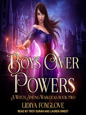 cover image of Boys Over Powers