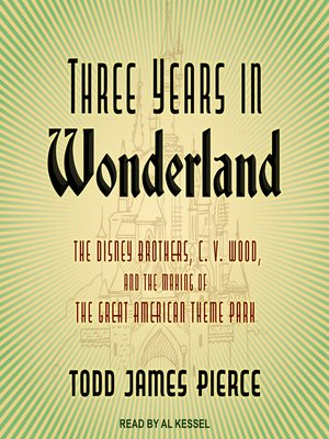 cover image of Three Years in Wonderland