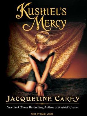 cover image of Kushiel's Mercy