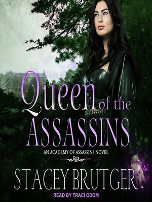 cover image of Queen of the Assassins