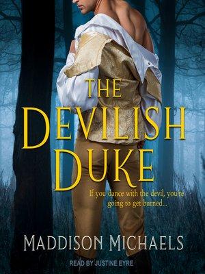 cover image of The Devilish Duke