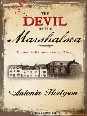 cover image of The Devil in the Marshalsea