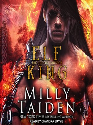 cover image of Elf King