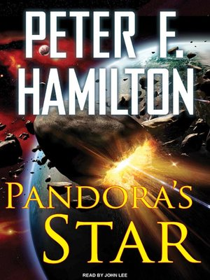 cover image of Pandora's Star